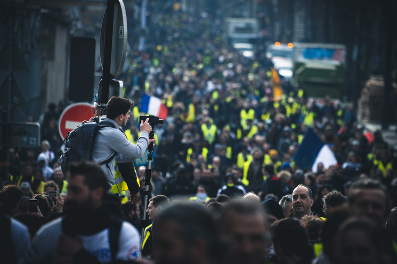 Divided France is a warning of the dangers facing us - John